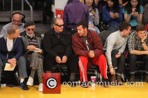 Adam Sandler and Jack Nicholson 10