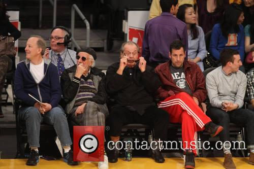 Adam Sandler and Jack Nicholson 11