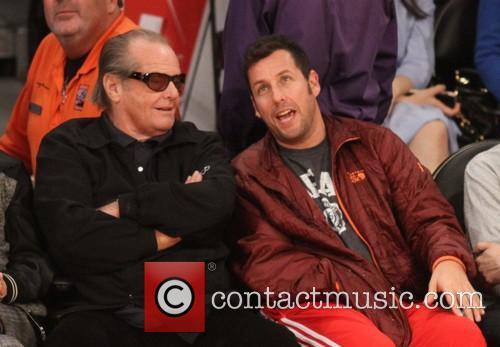 Adam Sandler and Jack Nicholson 12