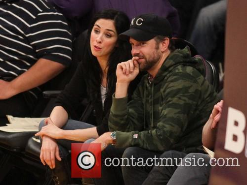 Sarah Silverman and Jason Sudeikis 3