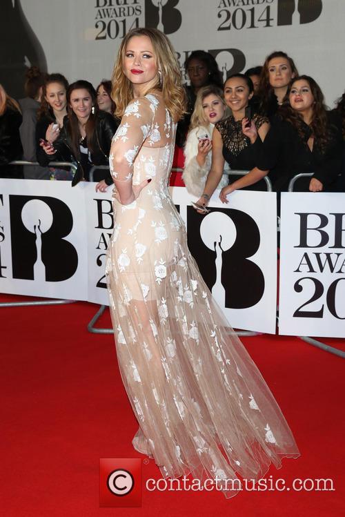 kimberley walsh the brit awards brits 2014 4083331
