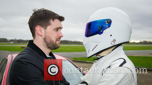 Jack Whitehall and The Stig 2