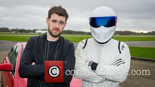 Jack Whitehall and The Stig