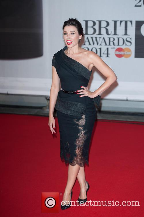 Dannii Minogue, The Brit Awards