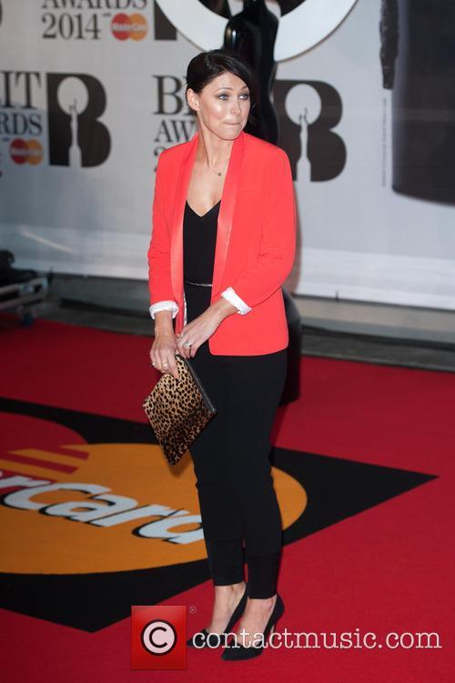 emma willis the brit awards brits 2014 4077375