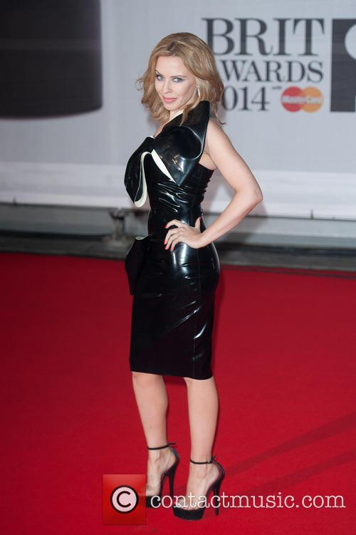 Kylie Minogue, The Brit Awards