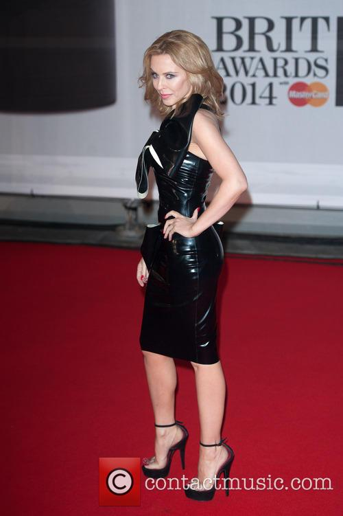 Kylie Minogue, The Brit Awards