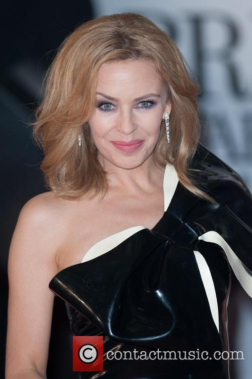 kylie minogue the brit awards brits 2014 4077392