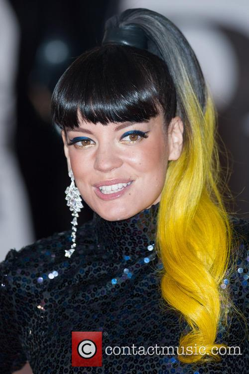 Lily Allen, Lily Cooper, The Brit Awards