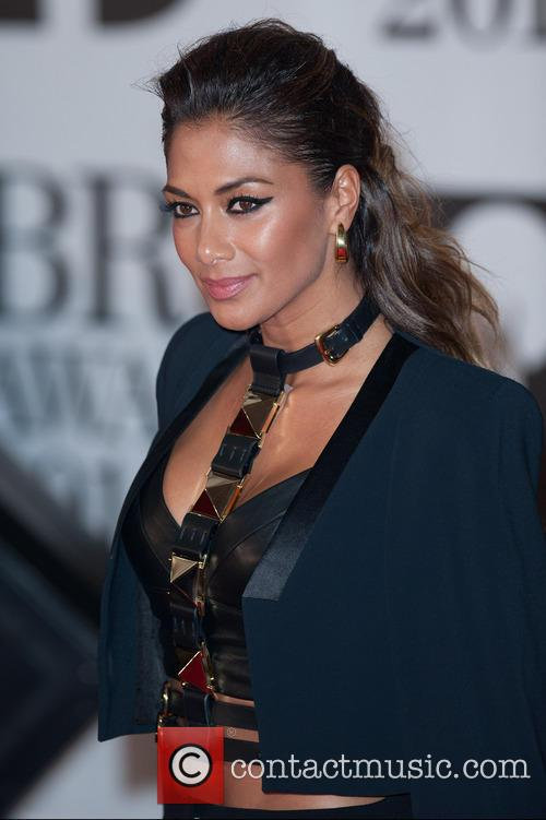 Nicole Scherzinger, The Brit Awards
