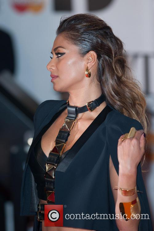 nicole scherzinger the brit awards brits 2014 4077408