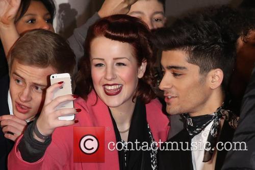 Zayn Malik, One Direction, The Brit Awards