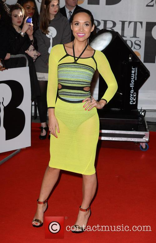 myleene klass the brit awards brits 2014 4077421