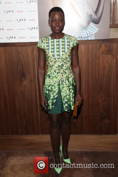 Lupita Nyong'o attends the Dujour Magazine Winter 2013-2014...