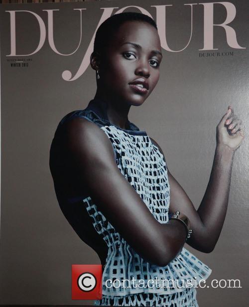 Dujour Magazine's celebrates cover star Lupita Nyong'o