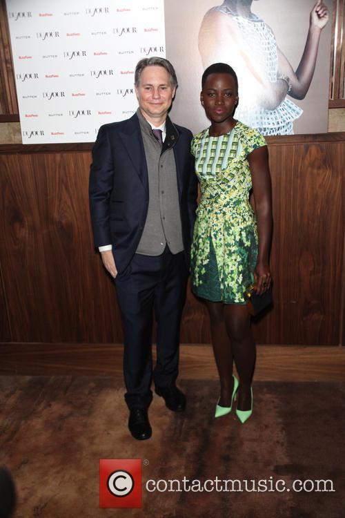 Jason Binn and Lupita Nyongo 3