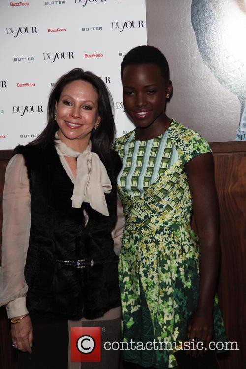 Lisa Cohen and Lupita Nyongo 2