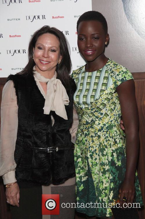 Lisa Cohen and Lupita Nyongo 3