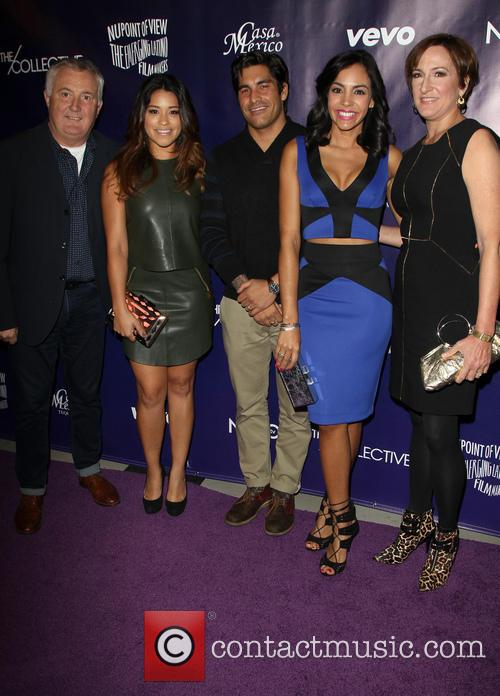 Bill Hilary, Gina Rodriguez, Nina Terrero and Laura Masse 3