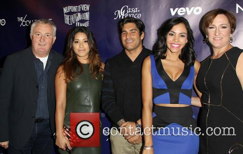 Bill Hilary, Gina Rodriguez, Nina Terrero and Laura Masse 6
