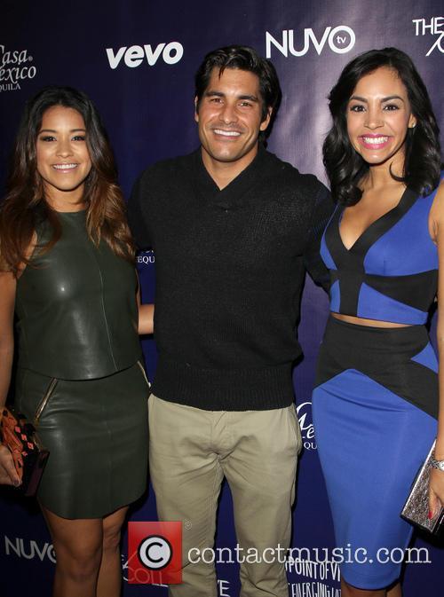 Gina Rodriguez, Michael Catherwood and Nina Terrero 2