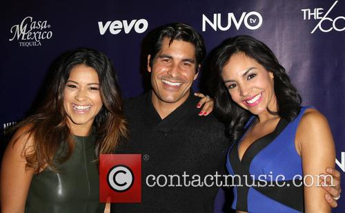 Gina Rodriguez, Michael Catherwood and Nina Terrero 9