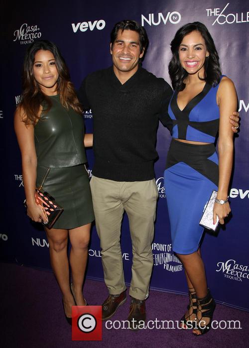 Gina Rodriguez, Michael Catherwood and Nina Terrero 10