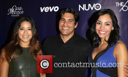 Gina Rodriguez, Michael Catherwood and Nina Terrero 11