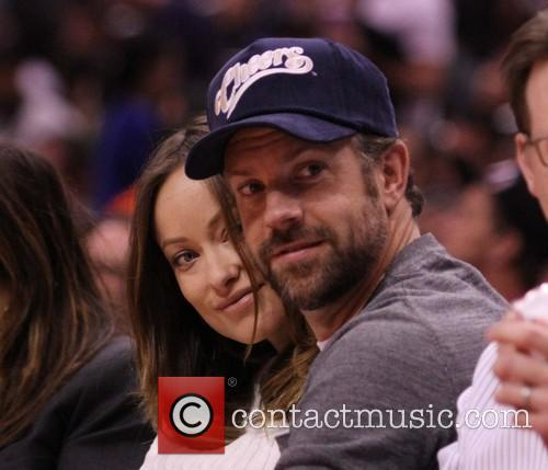 Celebrities at the Los Angeles Clippers v San...