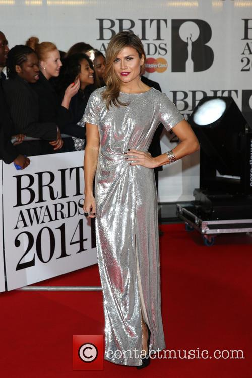Zoe Hardman, The Brit Awards