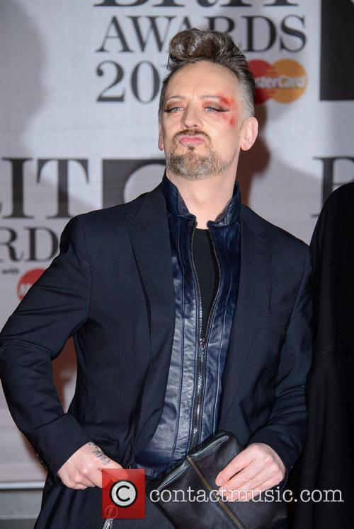 Boy George Brit Awards 2014