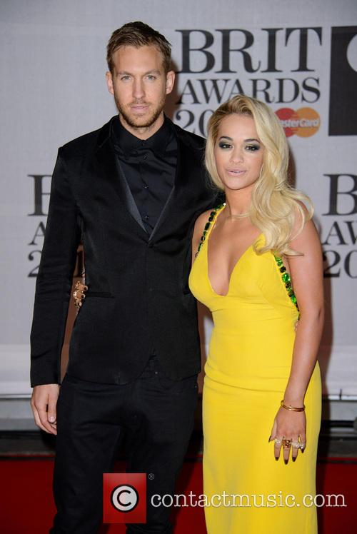 Calvin Harris and Rita Ora 5