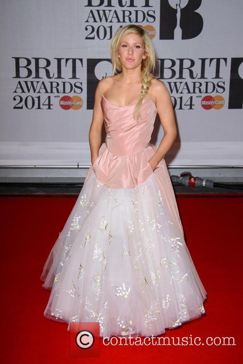 Ellie Goulding, The Brit Awards