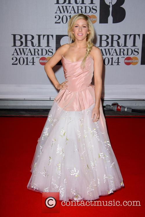 Ellie Goulding, The Brit Awards