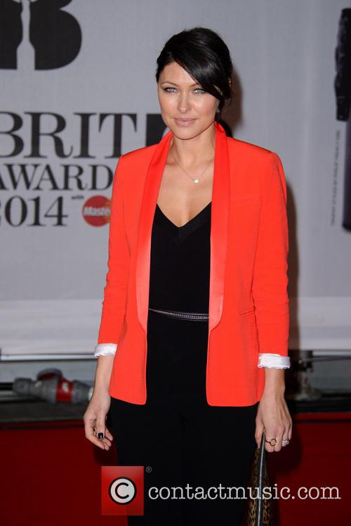 emma willis the brit awards brits 2014 4076908