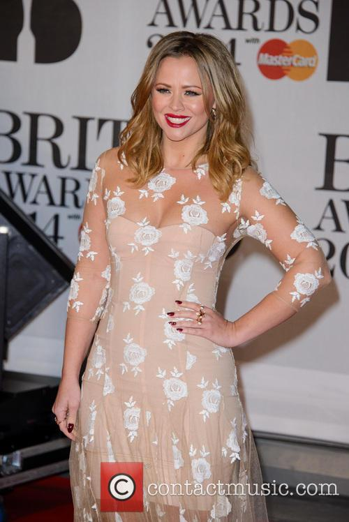 Kimberley Walsh, The Brit Awards