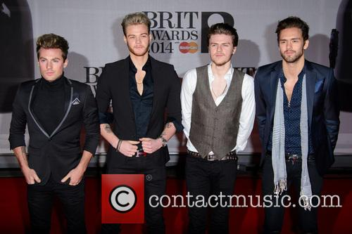 Lawson, Adam Pitts, Joel Peat, Ryan Fletcher and Andy Brown 3