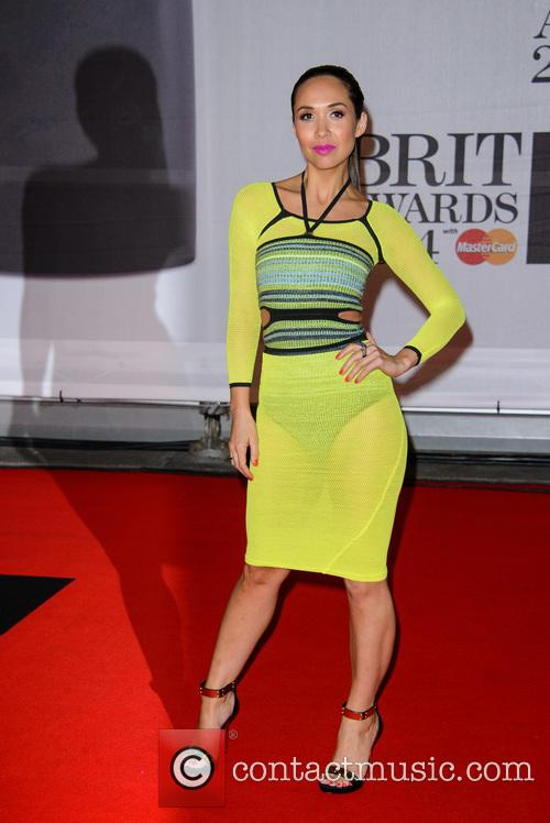 myleene klass the brit awards brits 2014 4077058