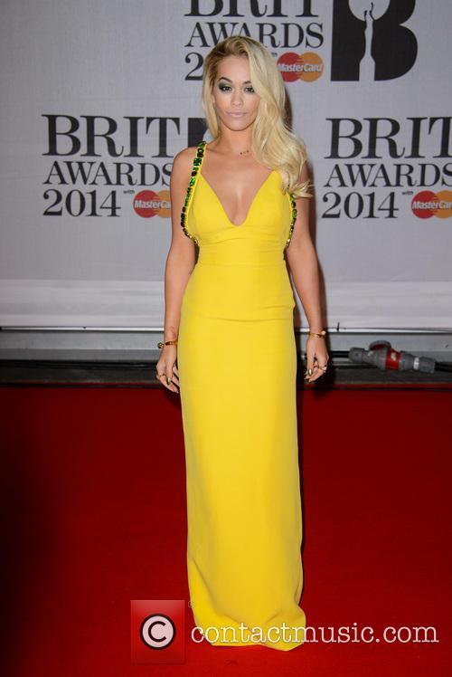 rita ora the brit awards brits 2014 4077045