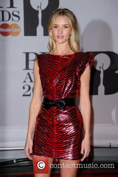 rosie huntington whiteley the brit awards brits 2014 4076952