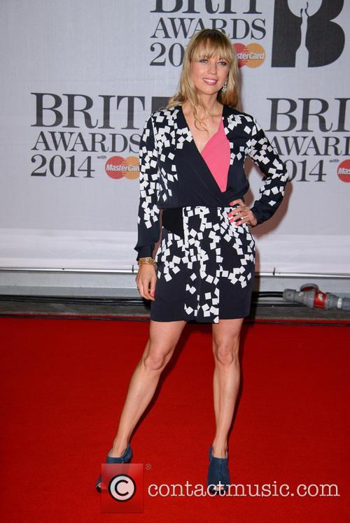sara cox the brit awards brits 2014 4076921