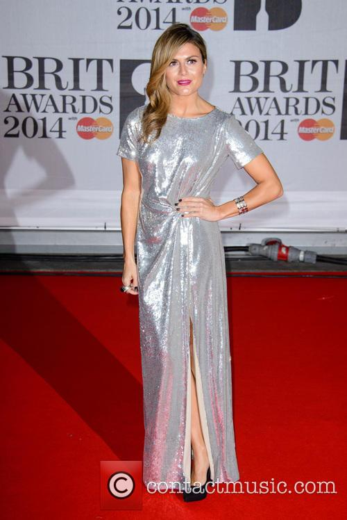 zoe hardman the brit awards brits 2014 4076902