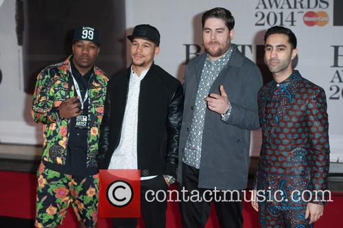 Amir Amor, Dj Locksmith, Kesi Dryden, Piers Aggett and Rudimental 3
