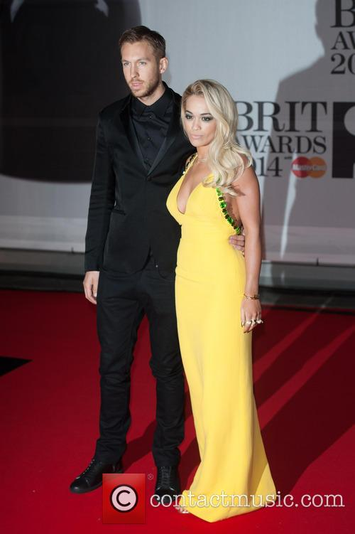 Calvin Harris and Rita Ora 6