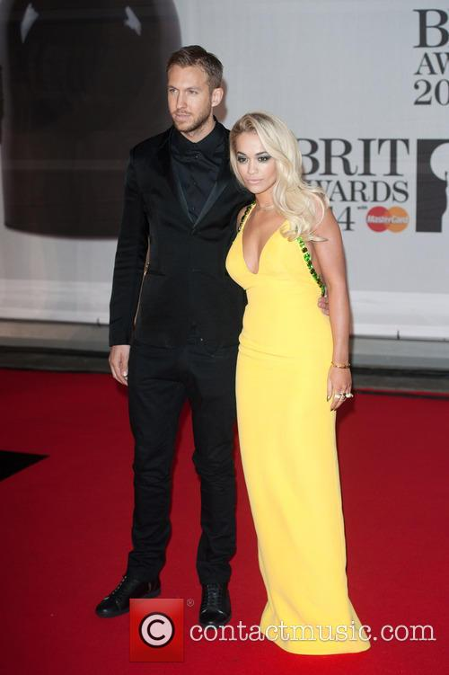 Calvin Harris and Rita Ora 7