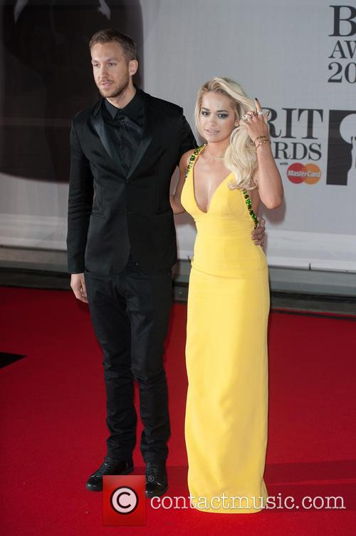 Calvin Harris, Rita Ora, Brit Awards