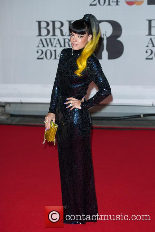 Lily Allen, Lily Cooper, Brit Awards