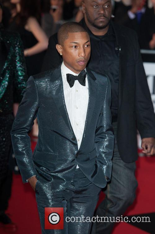 Pharrell Williams, Brit Awards