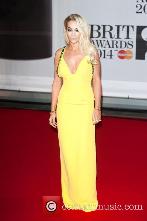 rita ora brit awards arrivals 4077125