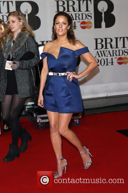 caroline flack the brit awards brits 2014 4077211